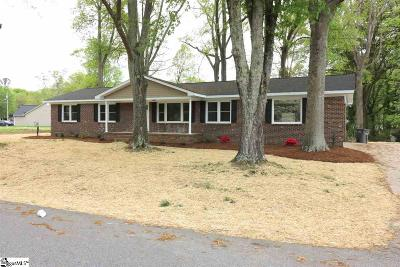 Greenville Single Family Home For Sale: 403 Portsmouth