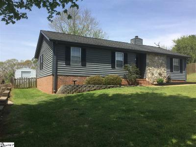 Greer Single Family Home Contingency Contract: 115 Saturn