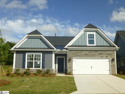 Duncan Single Family Home For Sale: 312 White Peach #Lot 3