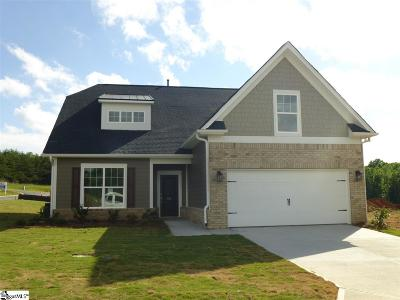 Duncan Single Family Home For Sale: 488 White Peach #Lot 47