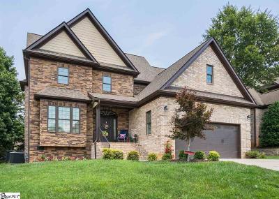 Simpsonville Single Family Home For Sale: 108 Kettle Oak
