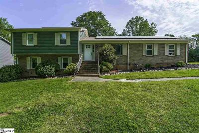 Spartanburg Single Family Home For Sale: 134 W Forest