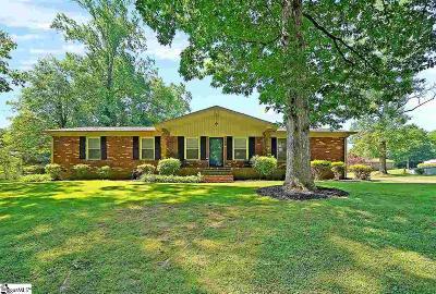 Easley Single Family Home For Sale: 106 Sabra