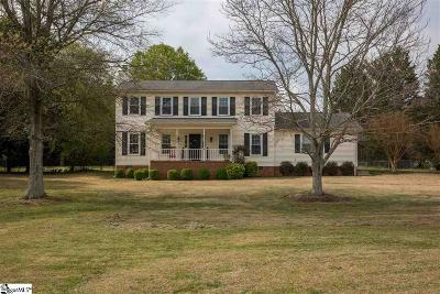 Piedmont Single Family Home For Sale: 505 Reedy Fork