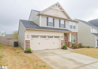 Simpsonville Single Family Home Contingency Contract: 204 Mercer