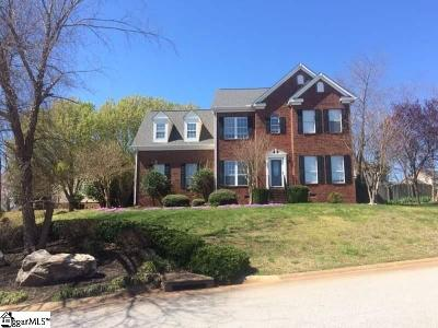Greer Single Family Home For Sale: 302 Sugar Time