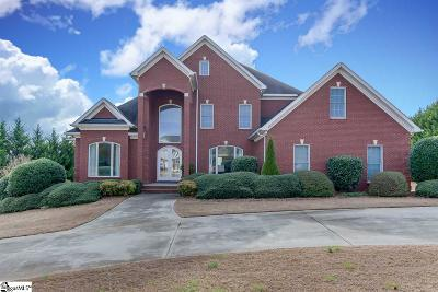 Anderson Single Family Home For Sale: 102 Prestwick