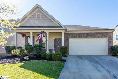Simpsonville Single Family Home For Sale: 205 Marefair