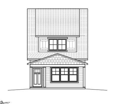 Greenville Single Family Home For Sale: 116 Greenridge