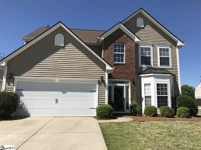 Greer Single Family Home Contingency Contract: 300 Keelin