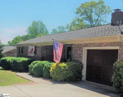 Mauldin Single Family Home Contingency Contract: 317 Rosewood
