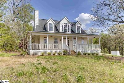 Travelers Rest Single Family Home For Sale: 323 Settlement