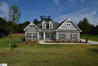 Anderson Single Family Home For Sale: 201 Andalusian