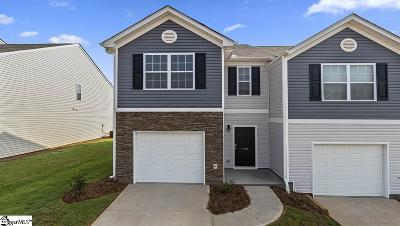 Greer Condo/Townhouse For Sale: 103 Moorlyn