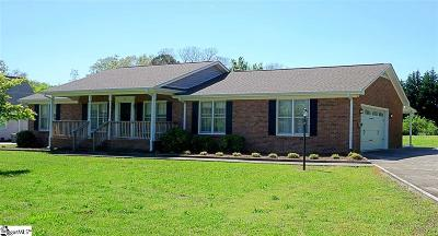 Greenville SC Single Family Home For Sale: $315,000