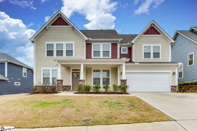 Simpsonville Single Family Home For Sale: 720 Lockhurst