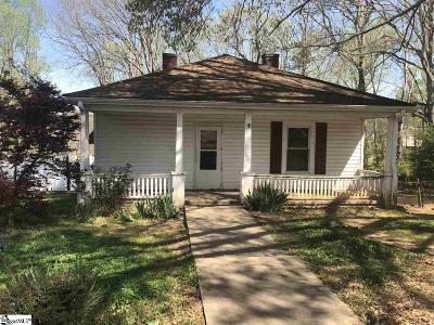 Easley Single Family Home For Sale: 135 Margaret