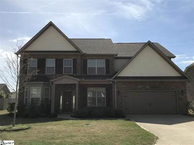 Easley Single Family Home For Sale: 107 Dartford