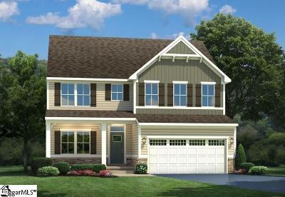 Duncan Single Family Home For Sale: 905 Saint Elmos