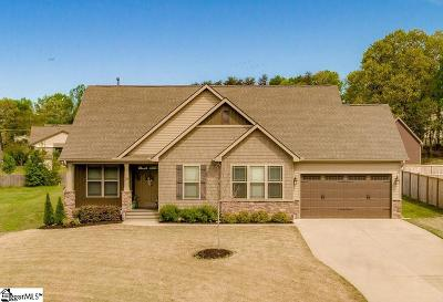 Greer Single Family Home For Sale: 26 Pebblebrook