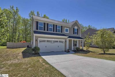 Boiling Springs Single Family Home For Sale: 234 Bridgeport