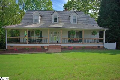 Easley Single Family Home For Sale: 401 Glen Laurel