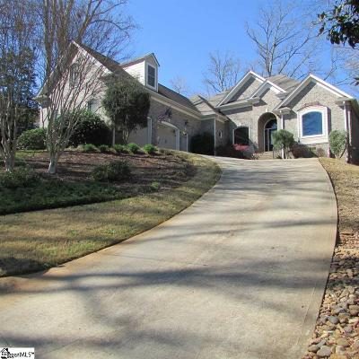 Simpsonville Single Family Home For Sale: 18 Wyndhaven