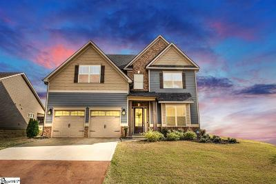 Simpsonville Single Family Home For Sale: 400 Windwood