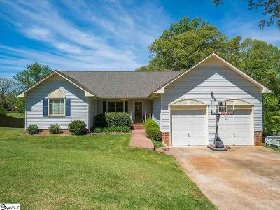 Easley Single Family Home For Sale: 105 Claremont