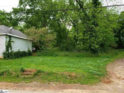 Greenville Residential Lots & Land Contingency Contract: 702 Jenkins