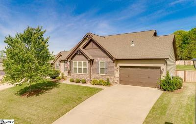 Woodlands At Walnut Cove Single Family Home For Sale: 22 Pebblebrook