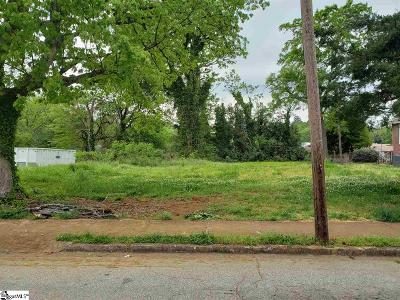 Greenville Residential Lots & Land Contingency Contract: 213 Sullivan
