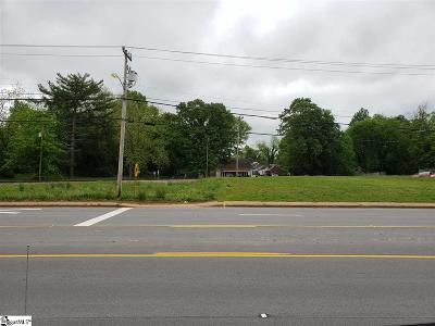 Greenville Residential Lots & Land Contingency Contract: 301 Dunbar