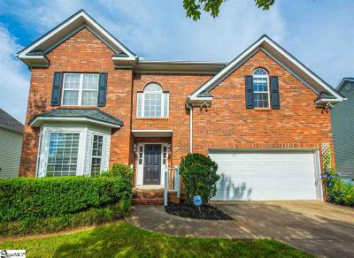 Greer Single Family Home For Sale: 12 Hoptree