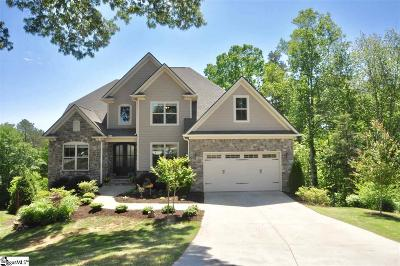 Greer Single Family Home For Sale: 109 Griffith Knoll