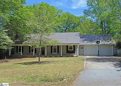 Greer Single Family Home For Sale: 233 Enoree