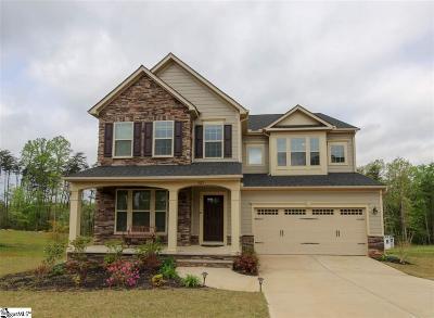 Duncan Single Family Home For Sale: 325 Regent