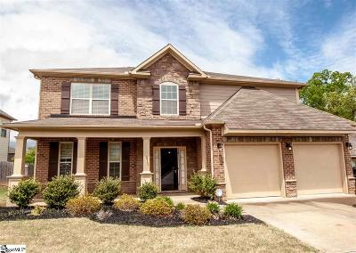 Simpsonville Single Family Home For Sale: 11 Caswell