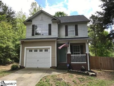 Spartanburg Single Family Home For Sale: 307 Wilmont