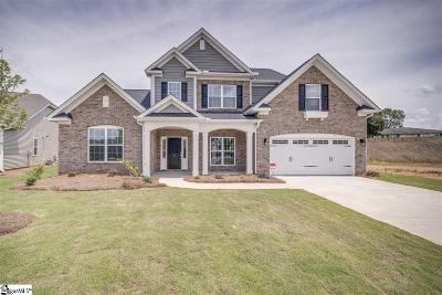 Easley Single Family Home For Sale: 21 Evelyn