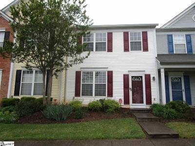 Greer Condo/Townhouse For Sale: 304 Claybrooke