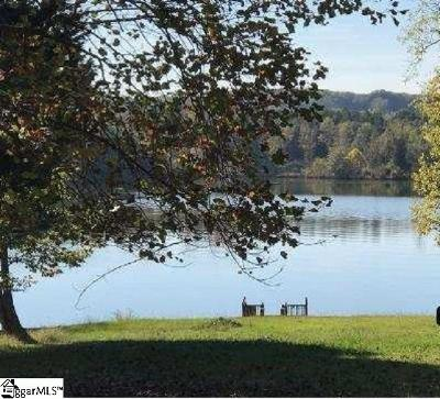 Laurens Residential Lots & Land For Sale: 102 Yacht