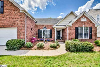 Simpsonville Single Family Home For Sale: 36 Ginger Gold