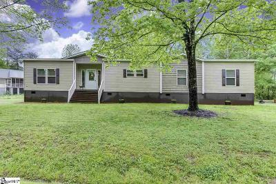 Greenville Mobile Home For Sale: 136 Crestview