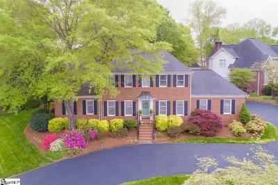 Simpsonville Single Family Home Contingency Contract: 230 River Walk