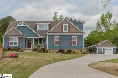 Simpsonville Single Family Home For Sale: 14 Rox
