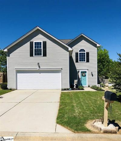 Simpsonville Single Family Home For Sale: 2 Oxbow