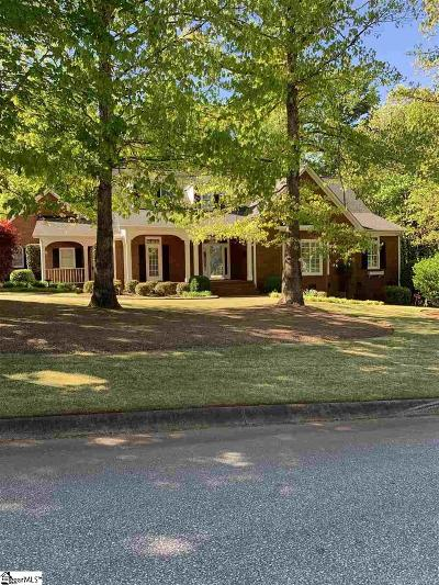 Greer Single Family Home Contingency Contract: 23 Silver Knoll