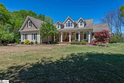 Pelzer Single Family Home For Sale: 10 Andelusian