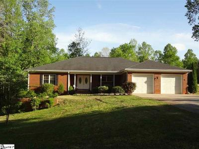 Travelers Rest Single Family Home For Sale: 150 Forestville